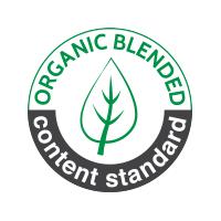 Organic blenden content standard