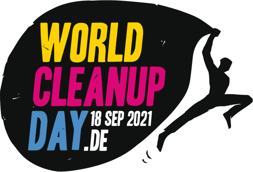 Logo World Clean Up Day