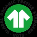 Rundes GOTS Logo
